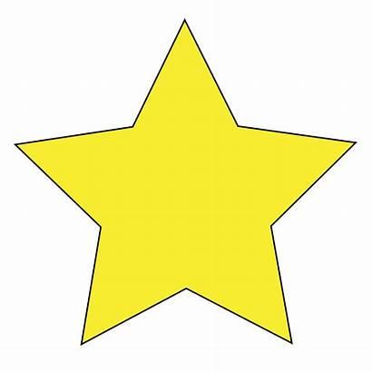 Simple Clip Clipart Stars Cliparts Clipartsfree Svg