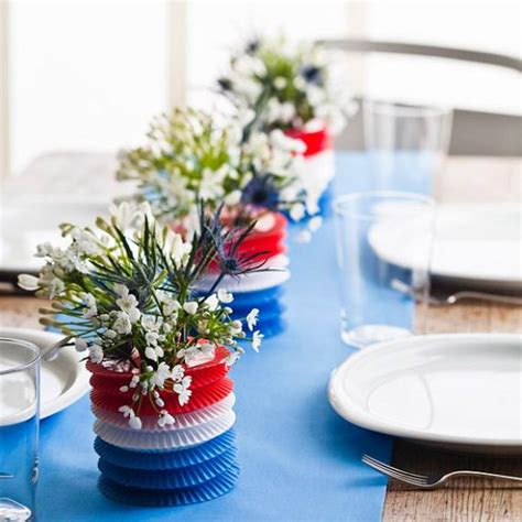 4th of july table centerpieces 30 easy 4th july centerpieces decorating ideas in national