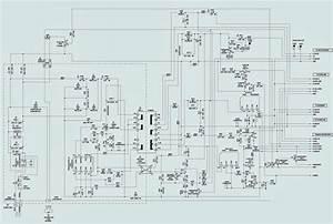 Toshiba 15v11f - Ctv - Smps Schematic