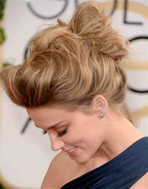 easy bun hairstyles  long hair women styles