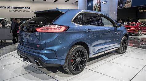 2019 Ford Edge Sport by 2019 Ford Edge Sport Price Specs St Review 2019 2020