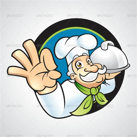 chef logo designs ideas examples design trends