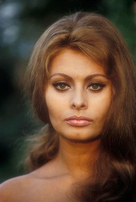 Sophia Loren One Of The Most Beautiful Faces Ever