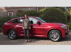 2019 BMW X4 Is A Stylish Crossover With Practicality