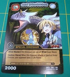 Image - Carnotaurus - Ace DinoTector TCG Card 3-DKTA-Gold ...