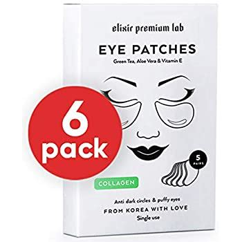 Amazon.com : Collagen Eye Patches - Moisturizing Under Eye