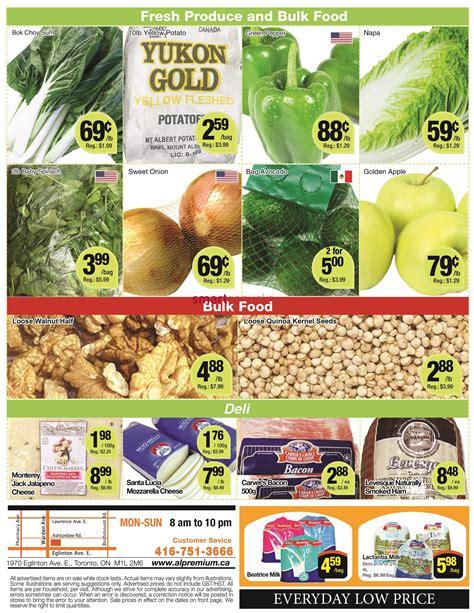 premium cuisines al premium food mart flyer november 3 to 9