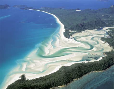 Whitehaven Beach Whitsunday Islands Australia 8 Of The