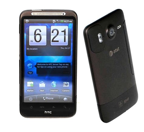 HTC Inspire 4G specs, review, release date - PhonesData