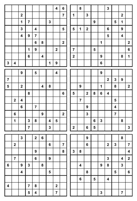 Enter the numbers '1' to '9' and the letters 'a' to 'g' in the grid below. Other Printable Images Gallery Category Page 231 - printablee.com