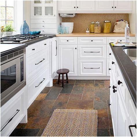 white kitchen slate floor radiant heat floors beyond the bathroom residences by robin 1404