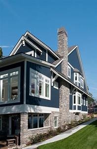 Lakefront Cottage with Coastal Interiors homebunch.com ...