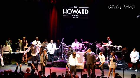 Backyard Band Dmv Honors Big G Howard Theatre Pt 3