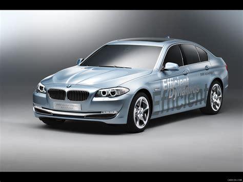 2018 Bmw 5 Series Activehybrid Concept Front Left
