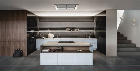 SieMatic Pure: Minimalist kitchen design, maximum precision