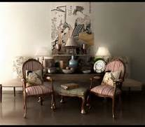 Home Decorating Designs by Interior Design Trends 2017 Retro Living Room