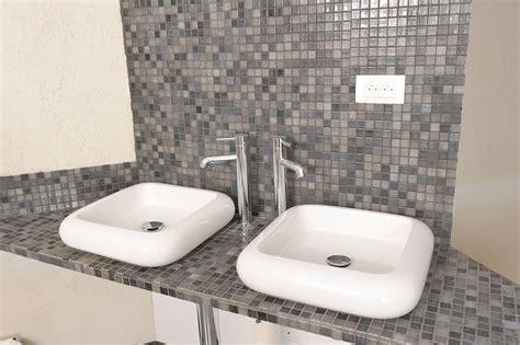 plan vasque a poser des vasques 224 poser dans la salle de bains bricolage avec robert