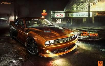 Dodge Challenger 4k Rt Wallpapers Wide
