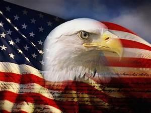 Amerikanische Möbel Und Accessoires : kopf eines wei kopfseeadlers und amerikanische flagge fotodruck von joseph sohm bei ~ Sanjose-hotels-ca.com Haus und Dekorationen