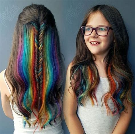 Pin By Christina Bigz On Hair Kids Hair Color Hair