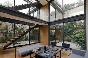 Casa De Los Cuatro Patios    Andr U00e9s Stebelski Arquitecto