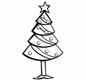 Disegno di Albero di Natale II da Colorare Acolore