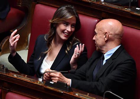 Sottosegretario Alla Presidenza Consiglio Dei Ministri by I Look Dei Parlamentari Nel Loro Primo Giorno Tra Colori