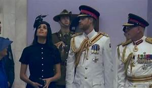 Royal Tour: Prince Harry and Meghan open ANZAC ceremony ...