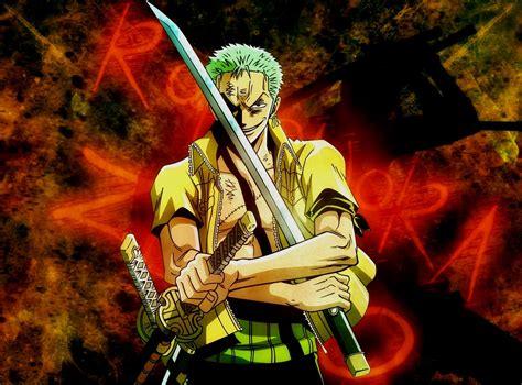roronoa zoro   swords  piece picture widescreen