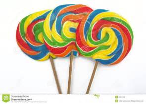 Suckers Candy Lollipops