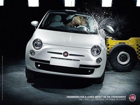 Fiat 500 Ad by Felix Ip 蟻速畫行 Fiat 500 Ad