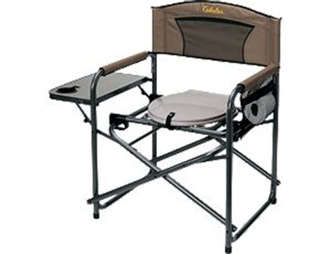 cabelas folding chair with side table c toilets accessories