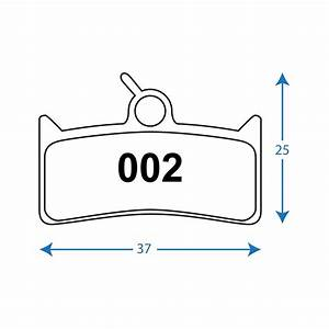 Find Your Brake Pad By Its Shape