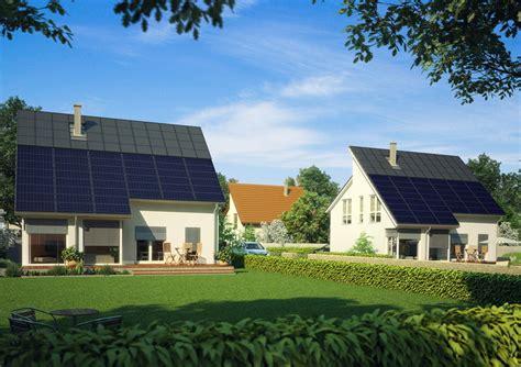 Ganzjaehrig Solare Waerme Im Sonnenhaus by Ein Energieautarkes Haus Entsteht Bauherr Und
