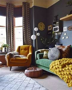 53, Colorful, Eclectic, Living, Room, U00ab, Couponxcode, Info