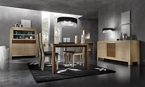 guide ambiance salle a manger gris et rouge With salle a manger gris et rouge