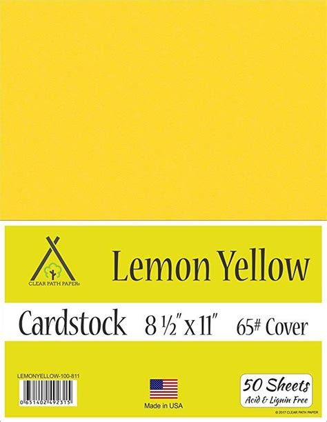 See more ideas about card stock, it is finished, yellow. Option for yellow cardstock, Week 5 | Card stock, Sheets