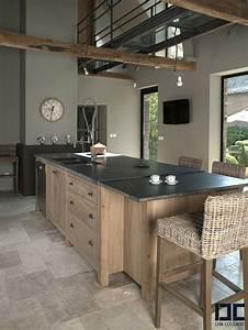 1000 idees a propos de meubles en bois fonce sur With meuble de cuisine rustique 3 sims 4 deco rustique cuisine kitchen chic moderne