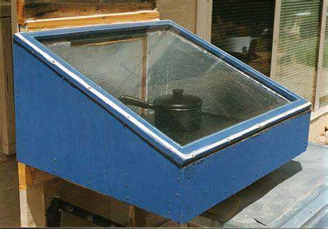 solar oven designs solar cooker design walloven