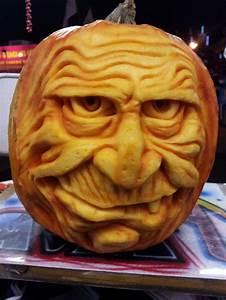 Kürbis Bemalen Gesicht : k rbis bemalen ideen halloween pinterest ~ Markanthonyermac.com Haus und Dekorationen