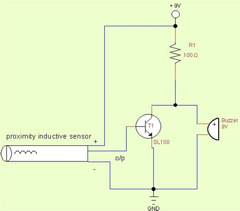 Simple Metal Detector Circuit Theorycircuit