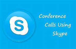 How to do Video Conference calls on Skype