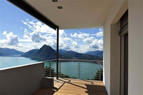 Stunning Breath Taking Views From a Balcony