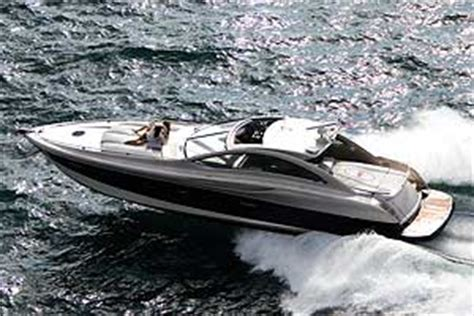 Cigarette Boat Builder by Cigarette Unveils Yacht Boats