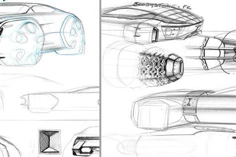 Renault Coupe Le Corbusier Concept Autobloggr