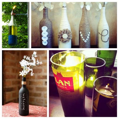 wine bottle crafts diy wine bottle crafts for diy decor for all the bottles lying around my apartment