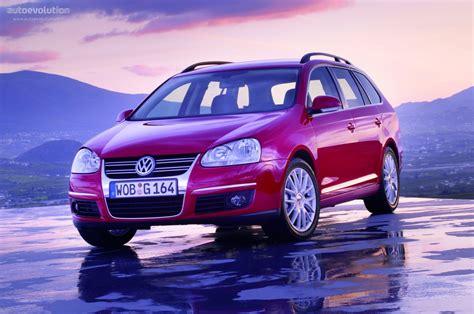 Volkswagen Golf V Variant/ Jetta Sportwagon Specs & Photos