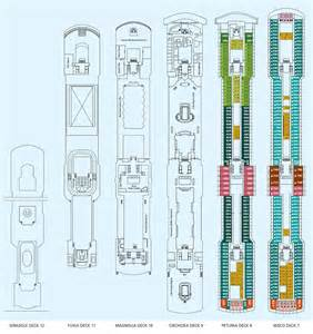 deck plan 5 costa deliziosa cruiseship costa cruises holidays greece