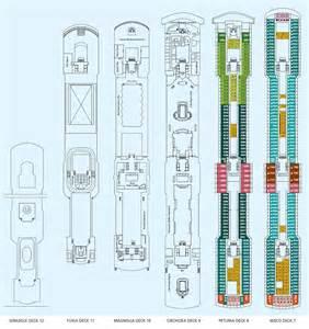 Deck Plan 5 by Costa Deliziosa Cruiseship Costa Cruises Holidays Greece