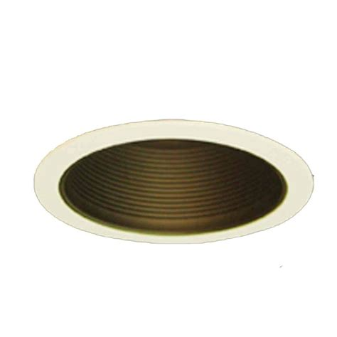 home depot recessed lighting trim filament design lenor 8 in recessed lighting trim kit
